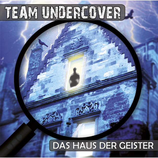 Folge 3: Das Haus der Geister Cover