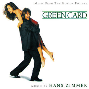 Green Card (Music From The Motion Picture) Albumcover