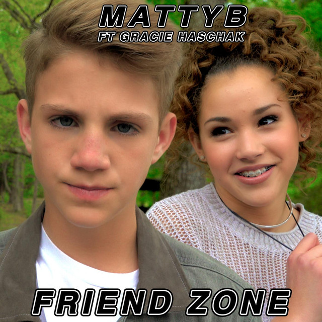 Friend Zone (feat. Gracie Haschak)