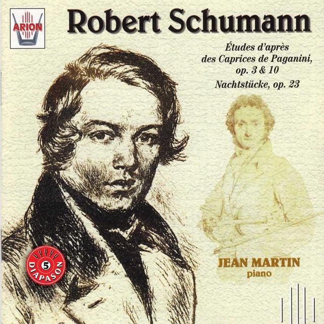 Schumann : Etudes d