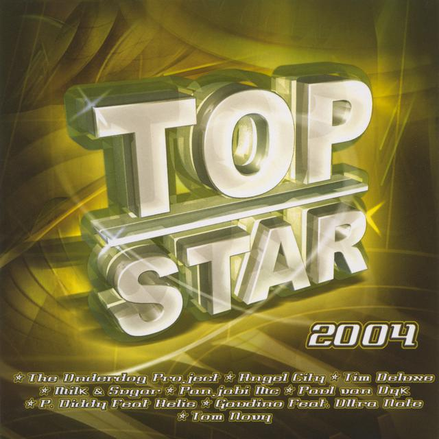 Various Artists Top Star 2004 album cover
