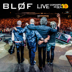 Live op Concert at SEA 2015 - BLØF