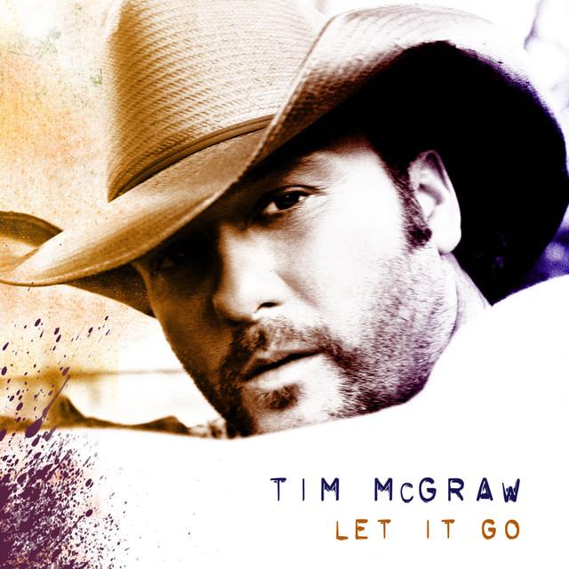 Tim McGraw Let It Go album cover