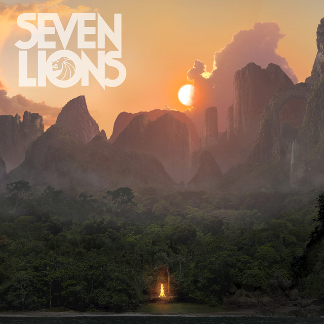 Album cover for Creation by Seven Lions