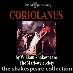 Coriolanus by William Shakespeare Audiobook