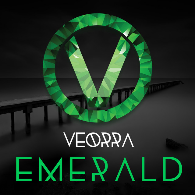 Album cover for Emerald by Veorra