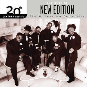 The Best Of New Edition 20th Century Masters The Millennium Collection album
