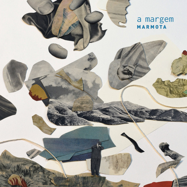 Album cover for A Margem by Marmota