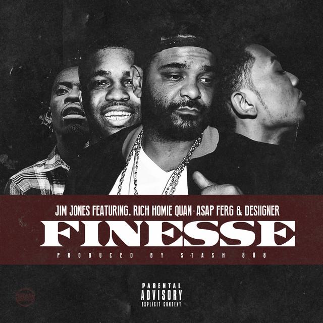 Finesse (feat  Rich Homie Quan, A$AP Ferg & Desiigner