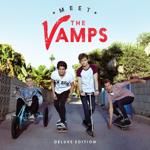Meet The Vamps (Deluxe) Albumcover