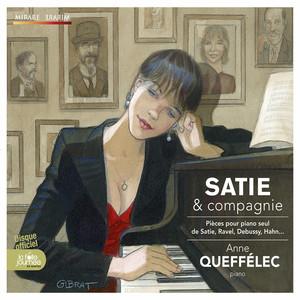 Satie & compagnie Albumcover