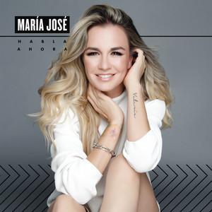 María José Nada Fue Verdad cover