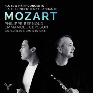 Mozart: Flute & Harp Concerto Albümü
