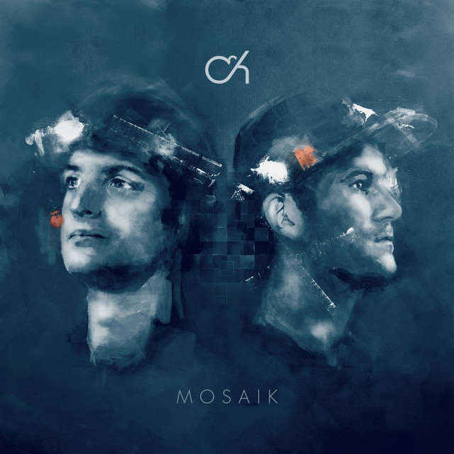 Album cover for Mosaik by Camo & Krooked