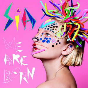 We Are Born Albumcover