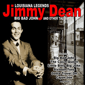 Louisianna Legends: Big Bad John and Other Tales album