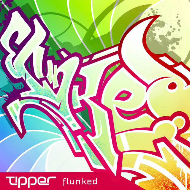 Album cover for Flunked by Tipper
