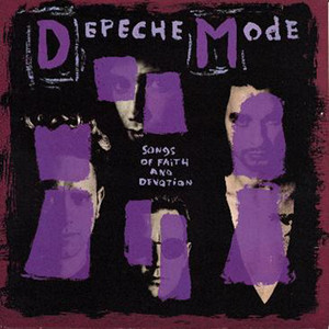Depeche Mode In Your Room cover