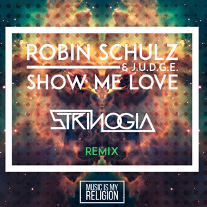 Show Me Love (Strinogia Remix) Albümü