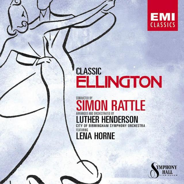 Sir Simon Rattle Duke Ellington Album album cover