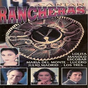 Cantan Rancheras Albumcover