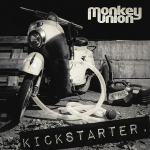 Monkey Union, Kickstarter på Spotify