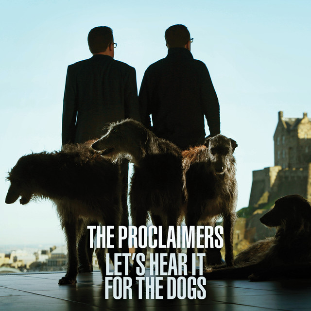 Let's Hear It For The Dogs Albumcover