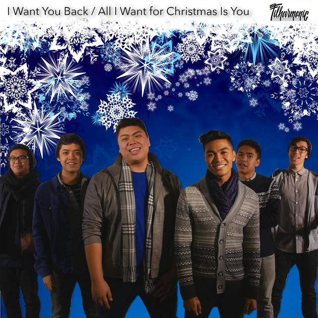 I Want You Back / All I Want for Christmas Is You