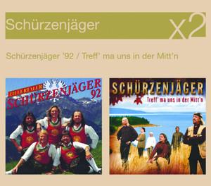 Zillertaler Schürzenjäger 92 / Treff' ma uns in der Mitt'n album