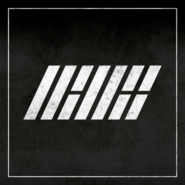 Album cover for DEBUT FULL ALBUM 'WELCOME BACK' by iKON