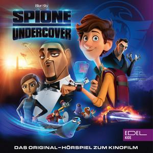 Spione Undercover (Das Original-Hörspiel zum Kinofilm) Audiobook