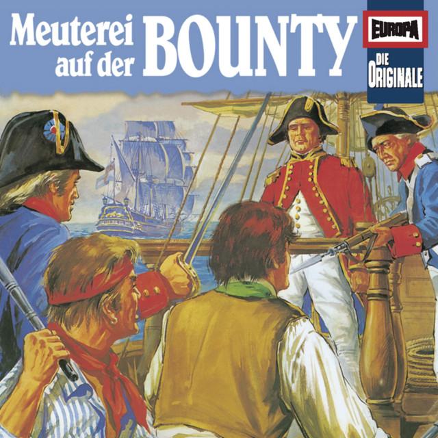 005 - Meuterei auf der Bounty Cover