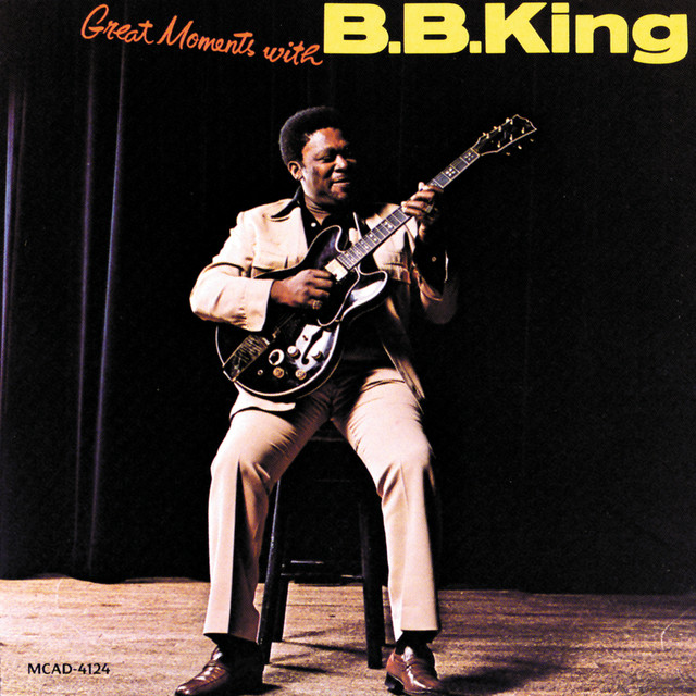 Great Moments With B.B. King