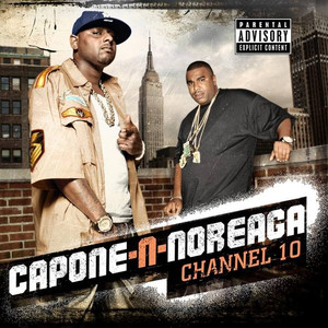 Capone‐N‐Noreaga Busta Rhymes, Ron Browz Rotate cover