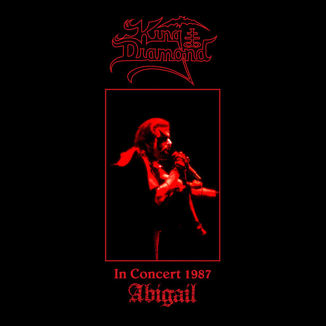In Concert 1987: Abigail (Live)