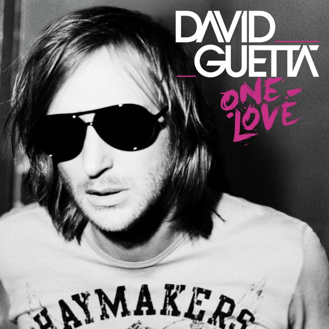 David Guetta One Love (New Version) album cover