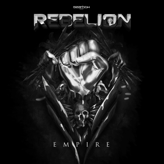 Album cover for Empire by Rebelion