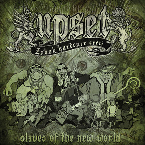 Slaves of the New World Albumcover