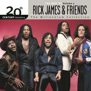 Rick James Smokey Robinson Ebony Eyes cover