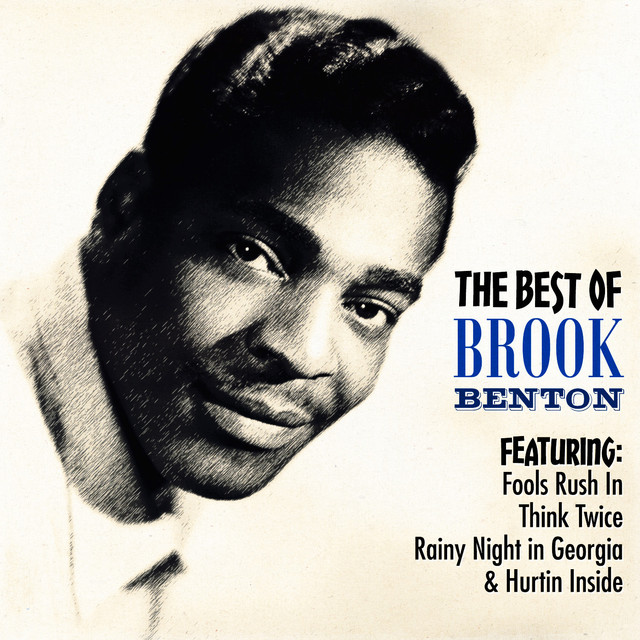 Brook Benton Brook Benton - The Best of Brook Benton album cover