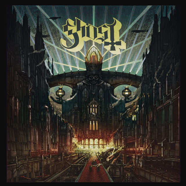 Album cover for Meliora (Deluxe Edition) by Ghost B.C.