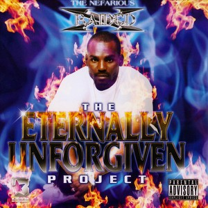 The Eternally Unforgiven Project Albumcover