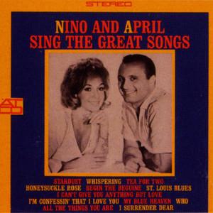 Nino Tempo Stardust cover