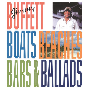 Jimmy Buffett Tryin' to Reason With Hurricane Season cover