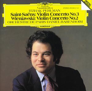 Saint-Saëns: Violin Concerto No.3 / Wieniawski: Violin Concerto No.2 Albumcover