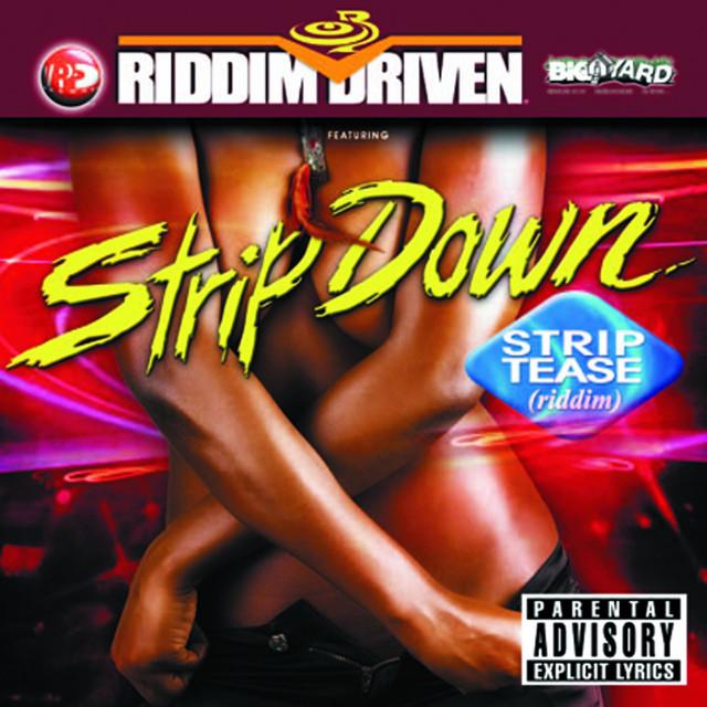 Various Artists Riddim Driven: Strip Down album cover