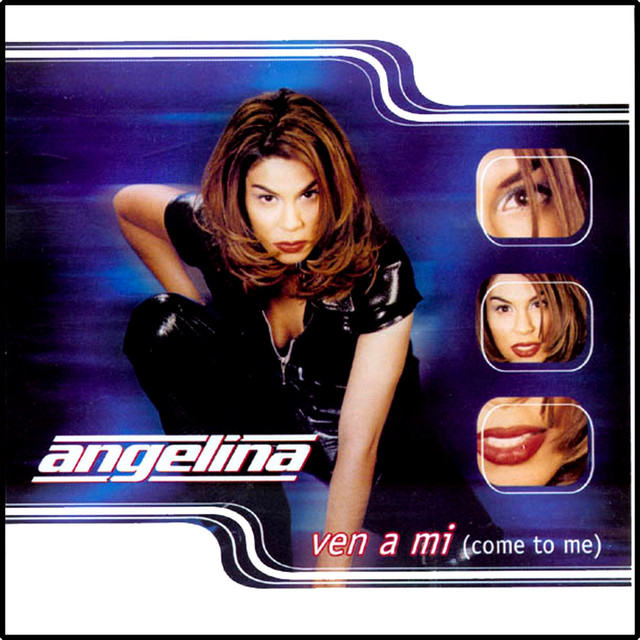Angelina Ven a Mi (Come to Me) album cover