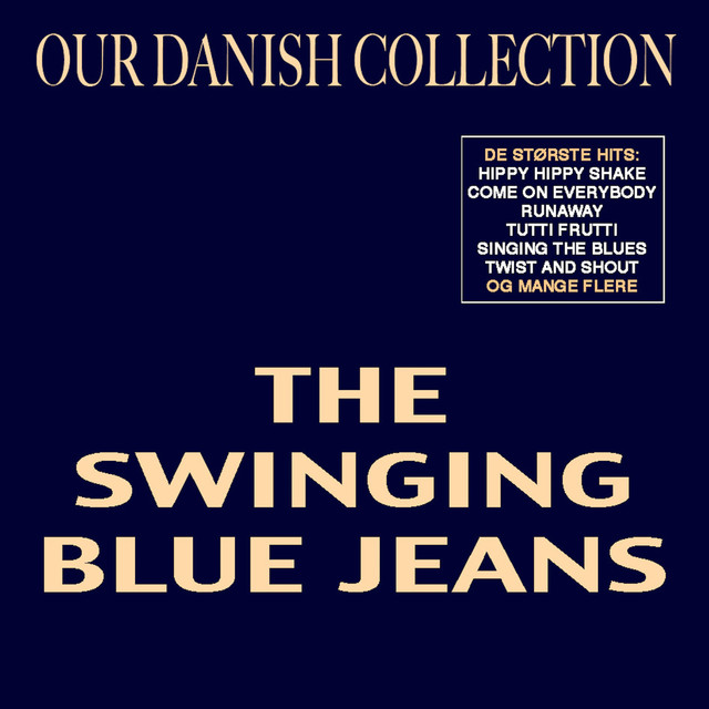 Swinging bluejeans twist and shout-6425