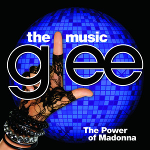 Glee: The Music, The Power Of Madonna Albumcover