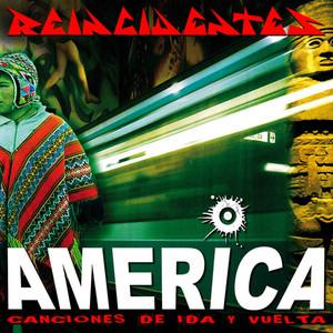 América. Canciones de Ida y Vuelta Albumcover